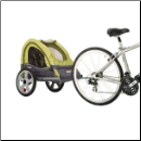Single Bicyle Trailer