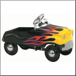 Hot Rod Pedal Car -  InStep 14-PC600