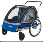 Instep Rocket Bike Trailer 12-MK555