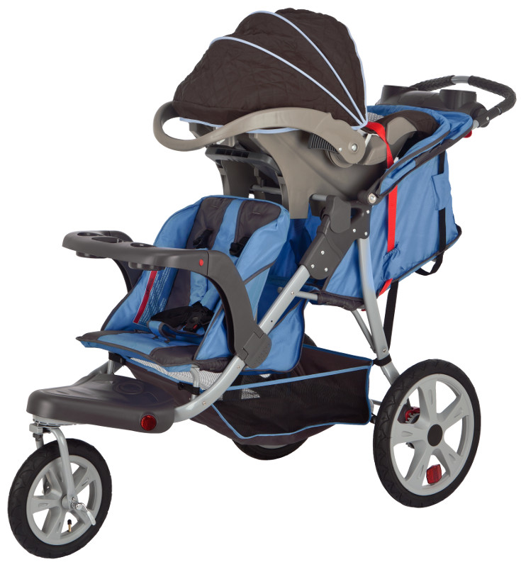 Double Jogging Stroller Car Seat Strollers 2017