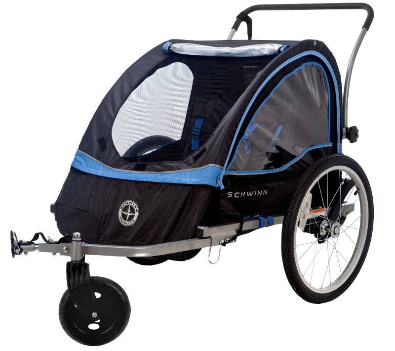 Schwinn Scout Bicycle Trailer 13-SC672TGA